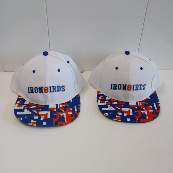 ironbirds baseball team Other - 2 Cal Ripken Ironbirds Baseball Snapback Caps Hats